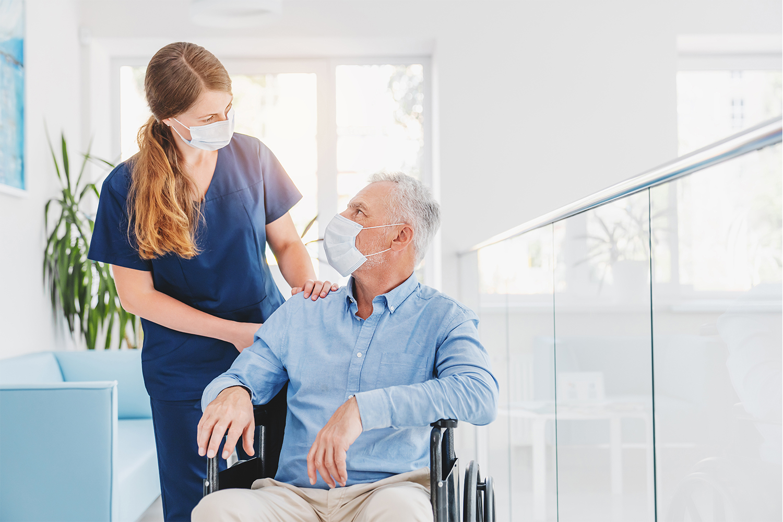 Atención domiciliaria a mayores en Orihuela